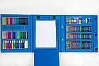 Набор для рисования чемодан 208 предметов Цвет синий, фото 10