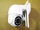 IP WiFi камера N6 с удаленным доступом уличная, фото 5