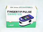 Пульсометр Pulse Oximeter LK87, фото 7