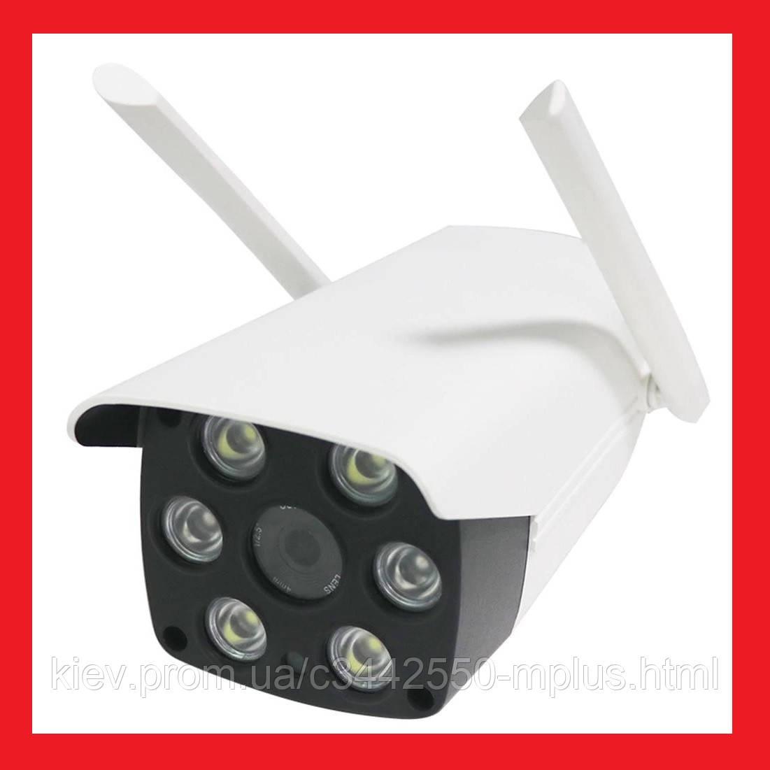 IP WiFi камера 3020 с удаленным доступом уличная + блок питания
