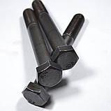 Болт високоміцний М16х50-150 ГОСТ Р 52644-2006, фото 4