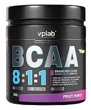 VPLab BCAA 8-1-1 300 г (30 порций). Аминокислоты,BCAA.
