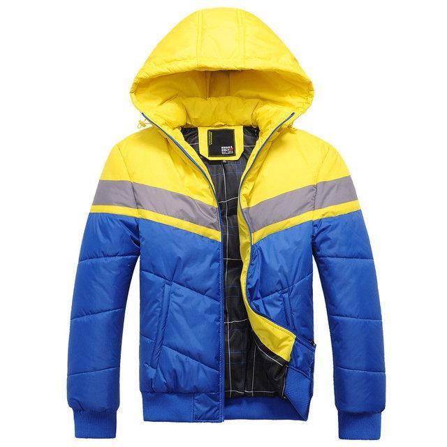 Куртка мужская размер 48 (3XL) AL-6569-00