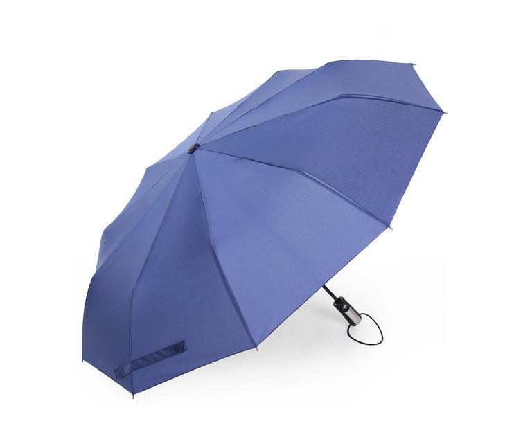 Синий мужской зонт AL170016