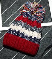 Зимняя женская шапка AL-7983-91, фото 1