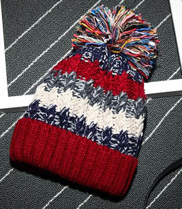 Зимняя женская шапка AL-7983-91