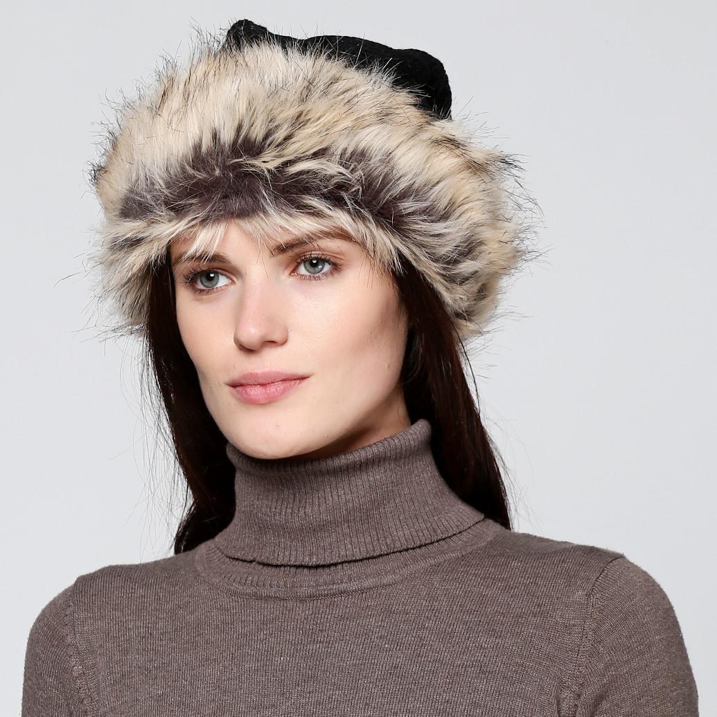 Зимняя шапка  AL7984-10