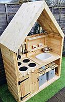 Детская мебель из паллет для частного дома и сада