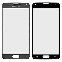 Защитное стекло корпуса для Samsung Galaxy S5 G900, серебристый, оригинал