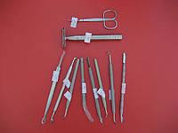 Маникюрные ножницы для кутикулы ручной работы