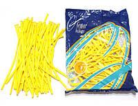 Воздушные шары ШДМ, Шар конструктор Желтый