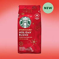 Кофе в зернах Starbucks Caffe Holiday Herbal Sweet Maple 190 g