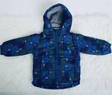 Куртка для мальчик Мята 0082м, фото 2