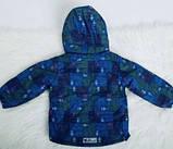 Куртка для мальчик Мята 0082м, фото 3