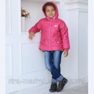 Куртка девочка Мята 0091