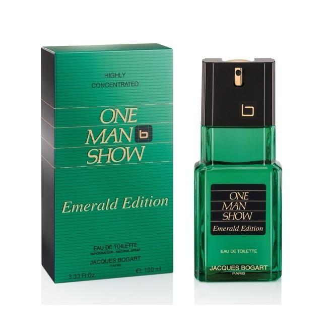 Jacques Bogart One Man Show Emerald Edition 100ml