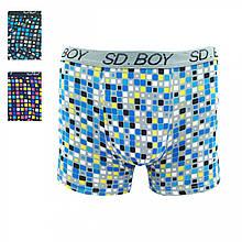 Детские подростковые боксеры SD.BOY Y6302 от 6 до 14 лет в упаковке, 20028077