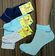 Шкарпетки дитячі літні з сіткою Житомир асорті 18-20 р), 20012526