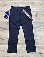 Катоновые брюки для мальчиков. 4- 14 лет.