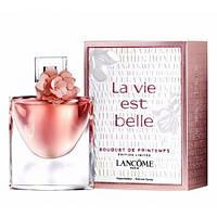 Женская парфюмированная вода Lncome La Vie Est Belle Bouquet de Printemps Edition Limitee 75 ml