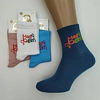 Шкарпетки з приколами демісезонні V. I. P. BAD GIRL асорті 36-41 розмір НМД-0510717