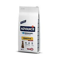 Advance (Эдванс) Sensitive Lamb & Rice Сухой корм для взрослых собак с ягненком и рисом (12 кг.)
