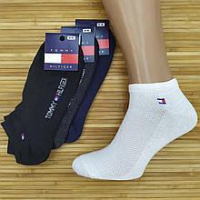 Шкарпетки чоловічі з сіткою короткі SPORT T UZ, р. 41-45, асорті, 20014186