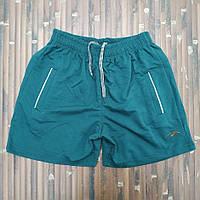 Трикотажные шорты укороченные норма х/б 46-54 хаки МТ-140134