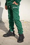 Костюм спортивный теплый ФЛИС для мальчика р. 110, 116, фото 4