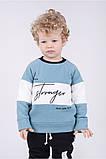 Стильный реглан для мальчика ФЛИС р. 98, 104, 110, 116, фото 2