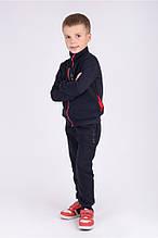 Спортивный теплый костюм ФЛИС для мальчика р. 122