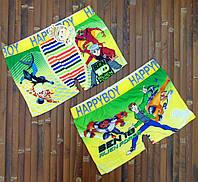 Трусы боксёры для мальчика Happy Baby серия MARVEL АО-17 (ростовка L - XL) 12 шт упаковка 20008703