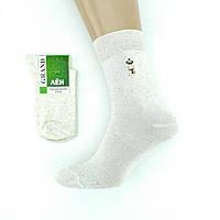 Носки мужские демисезонные стрейчевые ЛЁН Григорьевские носки, GRAND, р25, высокие, 20023393