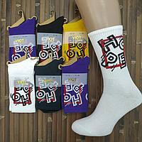Шкарпетки чоловічі високі демі UYUT men cotton socks бавовна 39-42р.НОРІ асорті 20007652