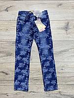 Стрейчеві джинсові джеггінси для дівчаток. 122 - 146 зростання.