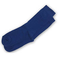 Носки демисезонные однотонные Neseli Coraplar Daily 7358 Sax Blue Straingt Турция one size (37-43р) 20035679