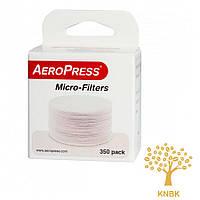Фильтры бумажные для Аэропресс оригинал (Белые, 350 шт.)