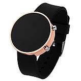 Часы наручные светодиодные цифровые для мужчин и женщин, спортивные брендовые роскошные часы, фото 2