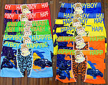 Трусы боксёры для мальчика Happy Baby серия MARVEL АО-18 (ростовка L - XL) 12 шт упаковка 20008710