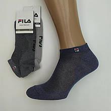 Шкарпетки жіночі літні сітка короткі SPORT F 36-39р асорті,20012700