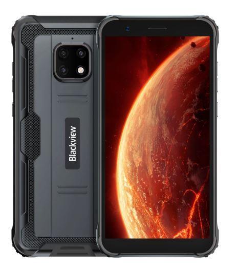Смартфон Blackview BV4900 Pro NFC Black