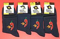 Носки с приколами демисезонные Rock'n'socks 444-12 Украина one size (37-44р) НМД-0510498