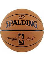 Мяч баскетбольный Spalding NBA Game Ball Replica Size 7