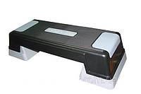 Степ-платформа (пластик, р-р 63-70*25-28*12+5+5см)