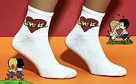Носки с приколами демисезонные Rock'n'socks 444-83 Украина one size (37-44р) НМД-0510585