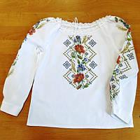 ШВД-12. Пошита дитяча блузка