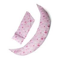 Подушка для вагітних і для годування Nuvita 10 в 1 DreamWizard Рожева NV7100Pink