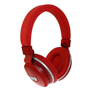 Наушники беспроводные Bluetooth J B L 560BT red
