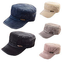Модная этим летом классическая кепка в стиле американской армии. Крепкий козырек. Доступная цена. Код: КД21