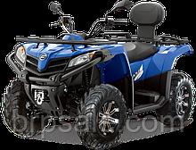 Квадроцикл CFMOTO CFORCE 450 синій 2020